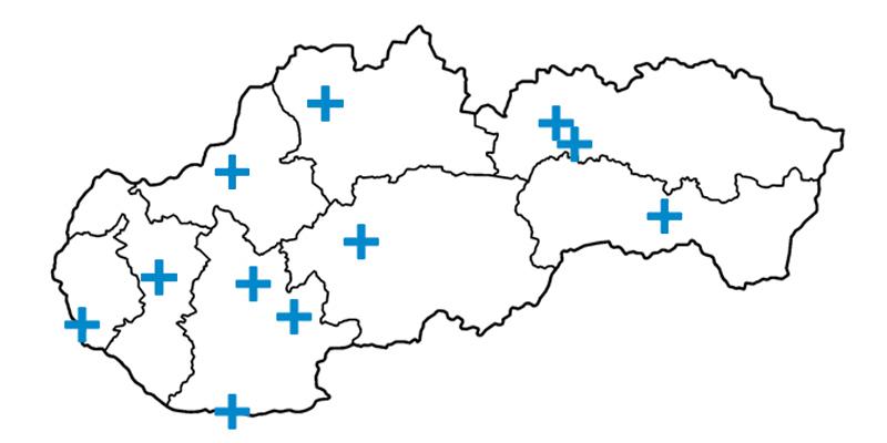 Medical examination for foreigners in Slovakia - Zdravotná prehliadka pre cudzincov